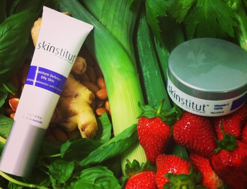 Skin thrives on an array of vitamins and nutrients!
